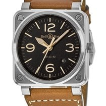 Bell & Ross Steel Automatic BR0392-ST-G-HE/SCA new United States of America, New York, Brooklyn