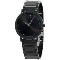 Movado Sapphire Acier 40mm Noir