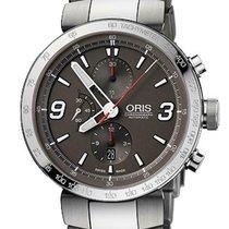 Oris TT1 Steel 45mm Grey Arabic numerals United States of America, New Jersey, Somerset