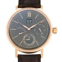IWC IW516203 Rose gold Portofino Hand-Wound 45mm new