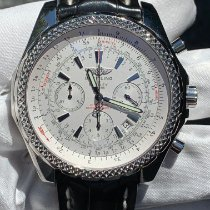 Breitling Bentley Motors Steel 48mm White No numerals United States of America, Texas, Houston