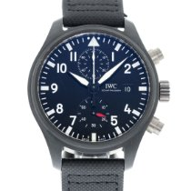 IWC Pilot Chronograph Top Gun 44mm Black United States of America, Georgia, Atlanta
