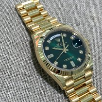 Rolex Day-Date 36 new 2020 Automatic Watch with original box and original papers 128238