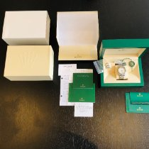 Rolex Oyster Perpetual 34 Steel 34mm White United Kingdom, London