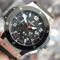 Hublot Big Bang 44 mm nuevo 2020 Automático Cronógrafo Reloj con estuche y documentos originales 301.SB.131.RX