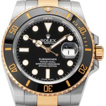 Rolex 40mm Remontage automatique 116613LN occasion