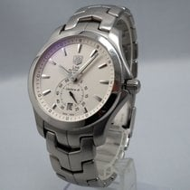 TAG Heuer Link Calibre 6 Staal 39mm Wit