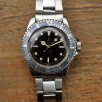 Tudor Submariner Steel 40mm Black No numerals United States of America, Florida, Windermere