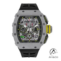 Richard Mille Titanium 50mm Automatic RM11-03 pre-owned United States of America, New York, New York