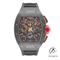 Richard Mille RM011 Carbon 2015 RM 011 42mm pre-owned United States of America, New York, New York