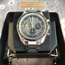 Omega Speedmaster Professional Moonwatch Steel 42mm Black No numerals United States of America, Texas, keller