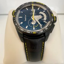 TAG Heuer Grand Carrera Titanium 44mm Black United States of America, Florida, Coral Gables