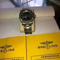 Breitling Aerospace Avantage Titane 42mm Noir Arabes France, OCTEVILLE SUR MER