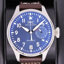 IWC Big Pilot new 2019 Automatic Watch with original box and original papers IW501002