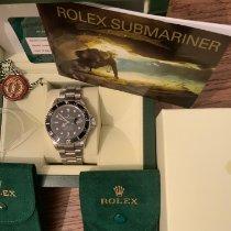 Rolex Submariner Date Stahl 40mm Schwarz Keine Ziffern Schweiz, Geneva