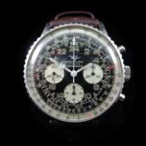Breitling Navitimer Cosmonaute Steel 41mm Black United States of America, Connecticut, Greenwich