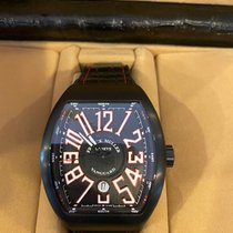 Franck Muller new Automatic 44mm Titanium Sapphire crystal