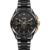 Rado HyperChrome Chronograph Ceramic 45mm Black United States of America, New York, New York