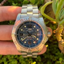 Breitling Superocean Steelfish Steel 44mm Blue Arabic numerals United States of America, California, Los Angeles