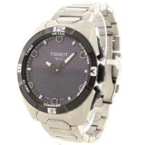 Tissot T-Touch Expert Solar Titanium 45mm No numerals