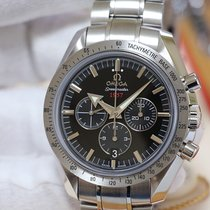 Omega Speedmaster Broad Arrow Acero 42mm
