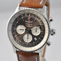 Breitling Navitimer Rattrapante Steel 45mm Brown United States of America, Ohio, Mason