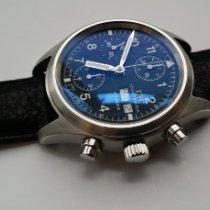 IWC Fliegeruhr Chronograph IW3706 Sehr gut Stahl 39mm Automatik Schweiz, Northeastern Switzerland