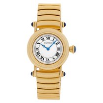 Cartier Diabolo 27.5mm White Roman numerals United States of America, Florida, Surfside