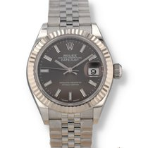 Rolex Lady-Datejust Steel 28mm Grey United States of America, New Hampshire, Nashua