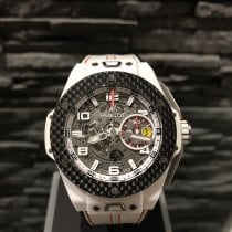 Hublot Big Bang Ferrari 401.HQ.0121.VR Dobré Keramika 45mm Automatika Česko, Prague