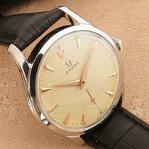 Omega Steel 35mm Manual winding Omega 2639-11 pre-owned