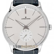Junghans Meister Hand-winding 027/3000.02 New Steel 37.7mm Manual winding