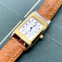 Jaeger-LeCoultre 260.5.08 Gold/Steel Reverso (submodel) 19mm pre-owned