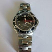 Omega 396.1052 Stahl 1990 Seamaster 36mm gebraucht