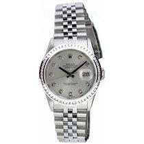 Rolex Lady-Datejust Acero 31mm Plata