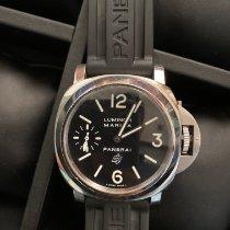 Panerai Luminor Marina Steel 44mm Black Arabic numerals UAE, dubai