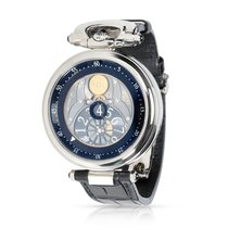Bovet White gold 42mm Automatic AFHS002 pre-owned United States of America, New York, New York