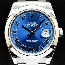 Rolex Datejust Acero 41mm Azul Sin cifras España, Barcelona