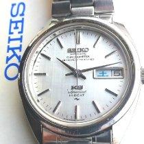 Seiko King 260951 Gut Stahl 36mm Automatik