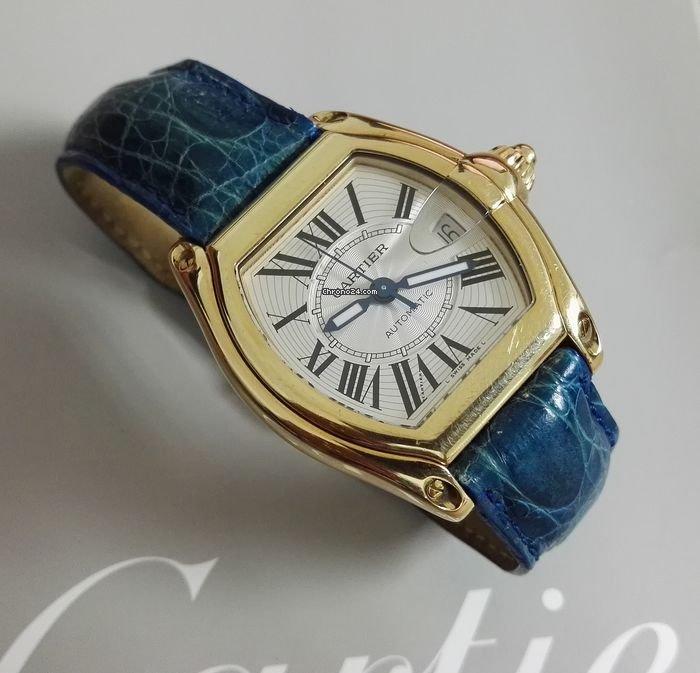 használt arany antik cartier órák