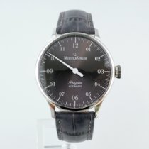 Meistersinger PM907 Steel 2020 Pangaea 40mm new
