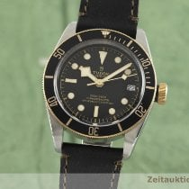 Tudor Black Bay 41 Gold/Steel 41mm Black