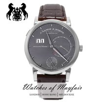 A. Lange & Söhne White gold 45.9mm Manual winding 130.039F new