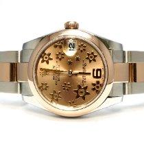 Rolex 178241 Or/Acier 2010 Lady-Datejust 31mm occasion