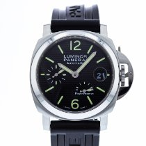 Panerai Luminor Power Reserve Steel 40mm Black United States of America, Georgia, Atlanta