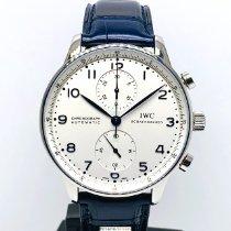IWC Portuguese Chronograph Сталь