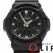 Casio Aluminum Black 55.1mm pre-owned G-Shock