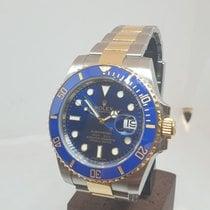 Rolex Submariner Date 116613LB 2014 подержанные