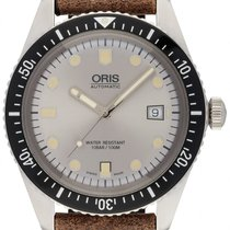 Oris Divers Sixty Five Steel 42mm Silver