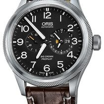 Oris Big Crown ProPilot Worldtimer 01 690 7735 4164-07 1 22 72FC 2020 new